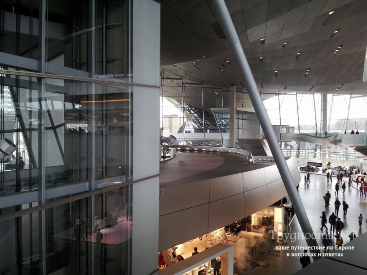 его мнению, мюнхен музей бмв как добраться проектируют производят