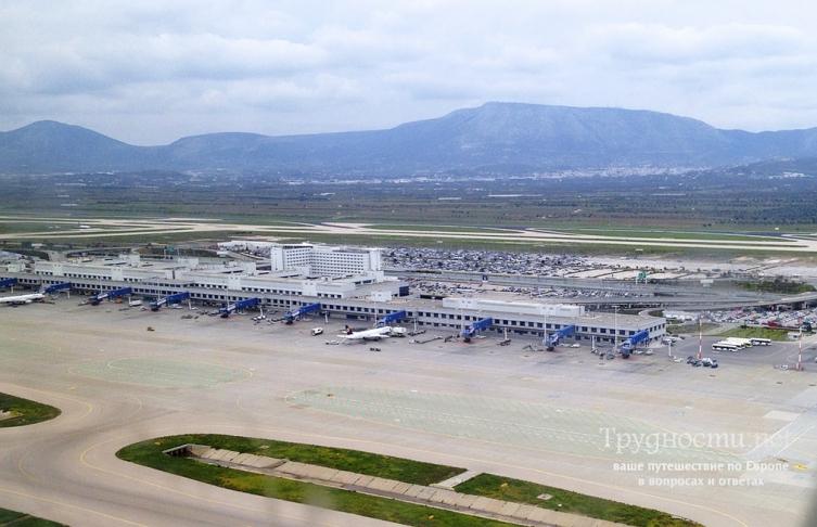 Аэропорт афины центр афины